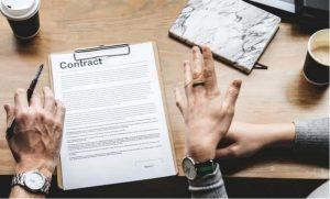 mẫu hợp đồng nguyên tắc trong xây dựng